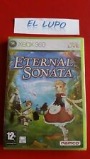 ETERNAL SONATA XBOX 360 NEUF SOUS BLISTER VERSION FRANCAISE