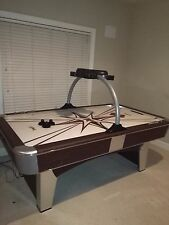 American Heritage 390074 Monarch Series Air-Hockey Table with Two-Player Electro