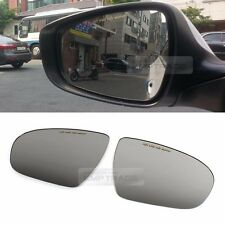 Blind Spot Curved Rearview Side Mirror Glass LH RH for KIA 2011-2013 Optima K5