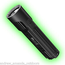 Nitecore EC4 1000 Lumen XM-L2 U2 LED Flashlight -Uses 2x 18650 or 4x CR123A