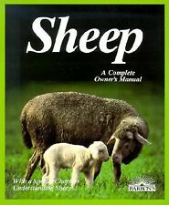 Sheep (Complete Pet Owner's Manual)-ExLibrary
