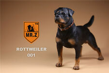 Mr.Z 1/6 Scale Animal Series Germany Rottweiler Dog Police Dogs Model Toy 001