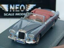 NEO Bentley SIII Continental MPW Cabrio hellblau-met.  - 87216 - 1/87