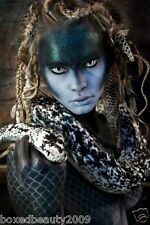 TEMPTU DURA SHIMMER EFFECTS 417 TEAL - FACE/BODY PAINT - HALLOWEEN/XMAS/GAME DAY