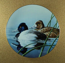Federal Duck Stamp Collection THE LESSER SCAUP Plate #1 MIB + COA Neal Anderson