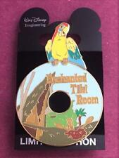 Disney WDI Enchanted Tiki Room Music CD Record LE 300 Cast Exclusive Pin