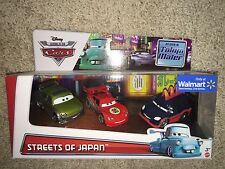 "DISNEY CARS ""STREETS OF JAPAN""  SHIP WORLDWIDE, SCALE 1:55"