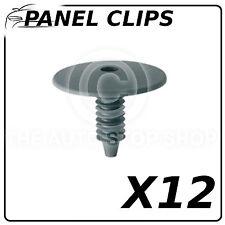 Pannello CLIPS Trim Clip 10,9 mm RENAULT AVANTIME / CLIO / Captur 12PZ parte 1234