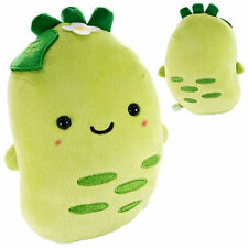 Kawaii Wasabi Chan Soft Stuffed Plush Doll Toy Cute Cushion Pillow (Midori)