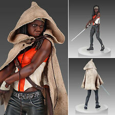 THE WALKING DEAD TV SERIES MICHONNE 18 INCH STATUE LTD TO 914