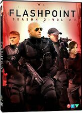 NEW 3DVD SET // FLASHPOINT  Season 2  Vol 2  //   380 Min // Hugh Dillon, Amy Jo