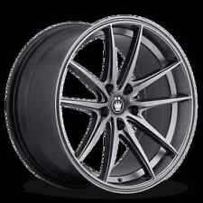20x8.5 KONIG OVERSTEER 5x114.3mm +45 Opal Wheels Fits Accord 8th Gen CP2 CS1