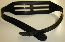 Scubapro Black Replacement Mask Strap                       (tm4)
