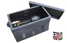 """Water Fill Box for up to 13"""" Auto Fill Valve - Sits Inside Pond or Waterfall"""