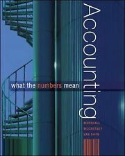 Accounting: What The Numbers Mean By Marshall, McCartney, Van Rhyn, Viele Et Al