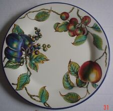 Staffordshire England Dinner Plate AUTUMN FAYRE