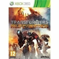 Transformers: Fall of Cybertron (Xbox 360), Good Xbox 360, Xbox 360 Video Games