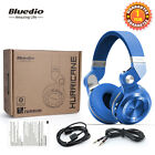 Bluedio T2 Plus Bluetooth 4.1 Wireless Stereo Headphones,Headset with Microphone
