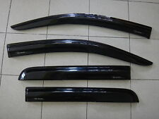 4 DOOR FOR ALL NEW ISUZU DMAX D-MAX 2012 TRUCK WIND VISOR RAIN WEATHER GUARD V.2