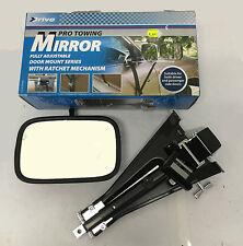 Drive Caravan Pro Towing Mirror Universal Fitment Door Mount