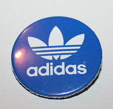 Adidas Button blau NEU