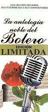 ANTOLOGIA NOBLE DEL BOLERO NEW CD