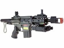 JG M4 CQP Fully Automatic AEG Metal GB Electric Airsoft Rifle