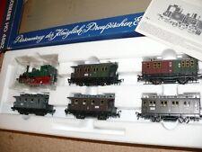 S31  Fleischmann 4882 Zugset Die alten Preussen Personenzug KPEV