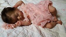 Lil' Treasure, complete Reborn Doll,19'', full limbs/COA/rooted hair