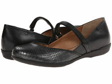 NEW Dansko Nanette Women's Maryjane Shoes Black Croc, Size 38 (7.5-8), $145