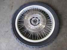 1981 1982 Kawasaki KZ1000 CSR Front Wheel Aluminum Rim w/ Brake Disc 19 x 1.85