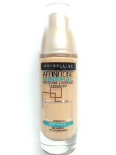 (3 PACK) Maybelline Affinitone Mineral Foundation SPF18 30ml- 20 Cameo