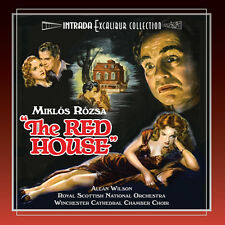 THE RED HOUSE - 2CD COMPLETE SCORE - LIMITED EDITION - MIKLOS ROZSA