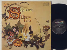 "MAGNA CARTA : SEASONS   -   1970  LP ""DUNHILL""  USA  (HOLE)"