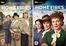 Home Fires: Complete Series 1+2 (DVD iTV)~~~~Francesca Annis~~~~NEW & SEALED