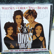 $5 Blow Out Sale: Divas Live/ 99 CD
