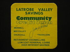 LATROBE VALLEY SAVINGS COMMUNITY CREDIT UNION MORWELL CHURCHILL COASTER