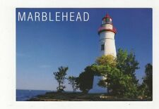 Marblehead Lighthouse Ohio Postcard USA 409a ^