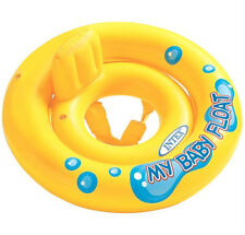 MY BABY FLOAT Ring Seat Infant Toddler 1+ 2 Boy Girl Child Summer Fun Water Play