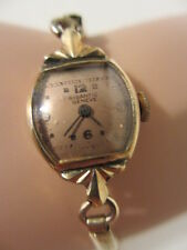 Antique Gigantic Genève Ladies 14k Watch