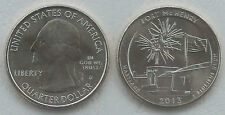 USA Quarter America the Beautiful - Fort McHenry D 2013 unz.