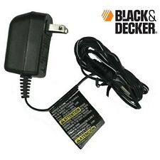 New Genuine Black And  Decker 14.4 V Volt Battery Charger T144085D T1440850