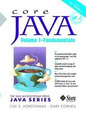 Core Java 2 Vol. 1 : Fundamentals by Cay S. Horstmann and Gary Cornell (2000,...