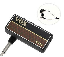 VOX AC30 Mini Amp W/ FREE HEADPHONES ! AMPLUG 2 AP2AC NEW
