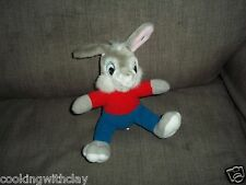 RARE DISNEY SONG OF THE SOUTH VINTAGE BRER RABBIT PLUSH DOLL FIGURE CHARACTER