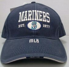 Seattle Mariners MLB Baseball Hat from Drew Pearson Mktg Free Shipping