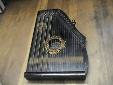 Antique MENZENHAUER Guitar-Zither #2 Special Jamestown model