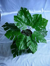 Artificial Foliage Plant Cheese Plant Greenery Flowers