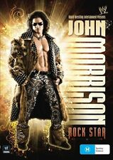 WWE John Morrison Rock Star New DVD Region 4 Sealed NTSC