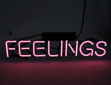 FEELINGS Business Store Beer Bar Pub Store Garage Neon Light Sign14x5 TN036